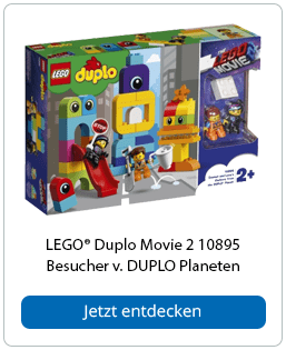 LEGO® Duplo Movie 2 10895 Besucher v. DUPLO Planeten