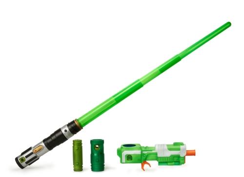 Hasbro B8264EU4 Star Wars Blaster-power Lichtschwert günstig kaufen Film- & TV-Spielzeug