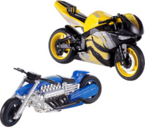 Mattel Hot Wheels X4221 1:18 Moto Sortiment