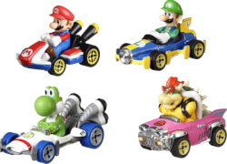 Mattel GBG25 Hot Wheels Mario Kart Replica 1:64 Die-Cast Sortiment