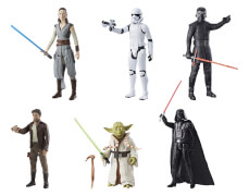 Star Wars Episode 8 12'' Ultimate Figuren