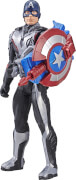 Hasbro E3301100 Avengers TITAN HERO POWER FX 2.0 CAPTAIN AMERICA