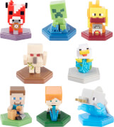 Mattel GKT32 Minecraft Earth Boost Mini-Figuren sortiert