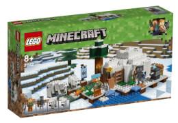 LEGO® Minecraft 21142 Eisiglu, 278 Teile