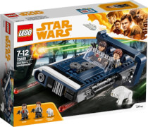 LEGO® Star Wars 75209 Han Solo`s Landspeeder, 345 Teile, ab 7 Jahre