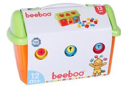 Beeboo Baby Steckbox Scheune, 13-teilig