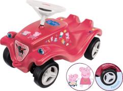 BIG-Bobby-Car ''Peppa Pig'', ca. 59x27x33 cm, pink/rosa (VEDES-exklusiv!)