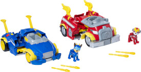 Spin Master Paw Patrol Mighty Pups Power Changing Vehicle