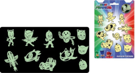 Simba PJMASKS Glow in the dark Set
