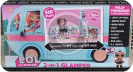 L.O.L. Surprise Glamper sortiert LOL Suprise