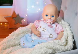 Zapf Baby Annabell Sweet Dreams Schlafsack