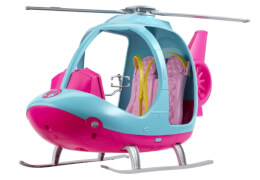 Mattel FWY29 Barbie® Reise Hubschrauber
