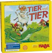HABA - Tier auf Tier, für 2-4 Spieler, ca. 15 min, ab 4 Jahren