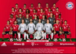 Ravensburger 198795 Puzzle: FC Bayern Saison 2018/19 1000 Teile