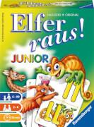 Ravensburger 20760 Elfer raus! Junior