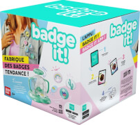 Badge It! Maschine