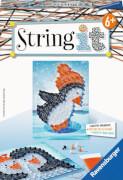 Ravensburger 180677 String it Mini: Pinguine