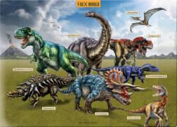 Die Spiegelburg 14566 T-Rex World - Schreibtischauflage