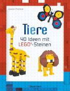 Tiere - 40 Ideen mit LEGO®-Steinen, Taschenbuch, 96 Seiten, ab 6 Jahren
