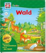 WAS IST WAS Junior Band 12 - Wald, Sachbuch, 20 Seiten, ab 4 Jahren