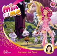 CD Mia and me 12:Invasion