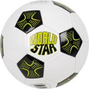 Fußball World Star Größe 5 aufgeblasen