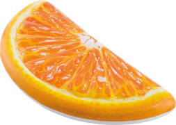 Lounge ''Orange Slice'', 178x85cm