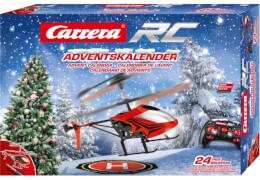CARRERA RC - Carrera RC Advent Calendar - 2,4 GHz Helicopter