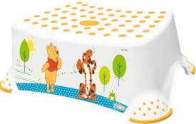 Keeeper Disney Winnie Pooh Tritthocker, weiß